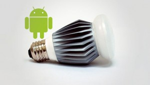 Google to controll our LED bulbs