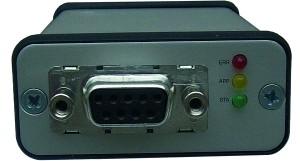 GSM modem front