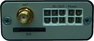 GSM modem back
