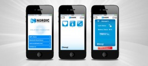 Demo App to accelerate development of Bluetooth® Smart and ANT+ accessories for iPhone 4S