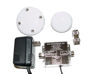 GPS repeater
