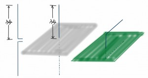 wpid Antenna ground plane PCB1 300x158 How will the ground plane effect your embedded antenna? EA#