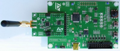 Bluetooth Low Energy Eval Kit