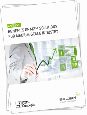 Benefits of M2M Solutions
