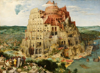 Tower of Babel=LPWAN