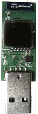 Wi-Fi module on USB dongle