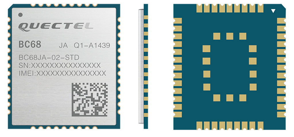 NB IoT module BC68