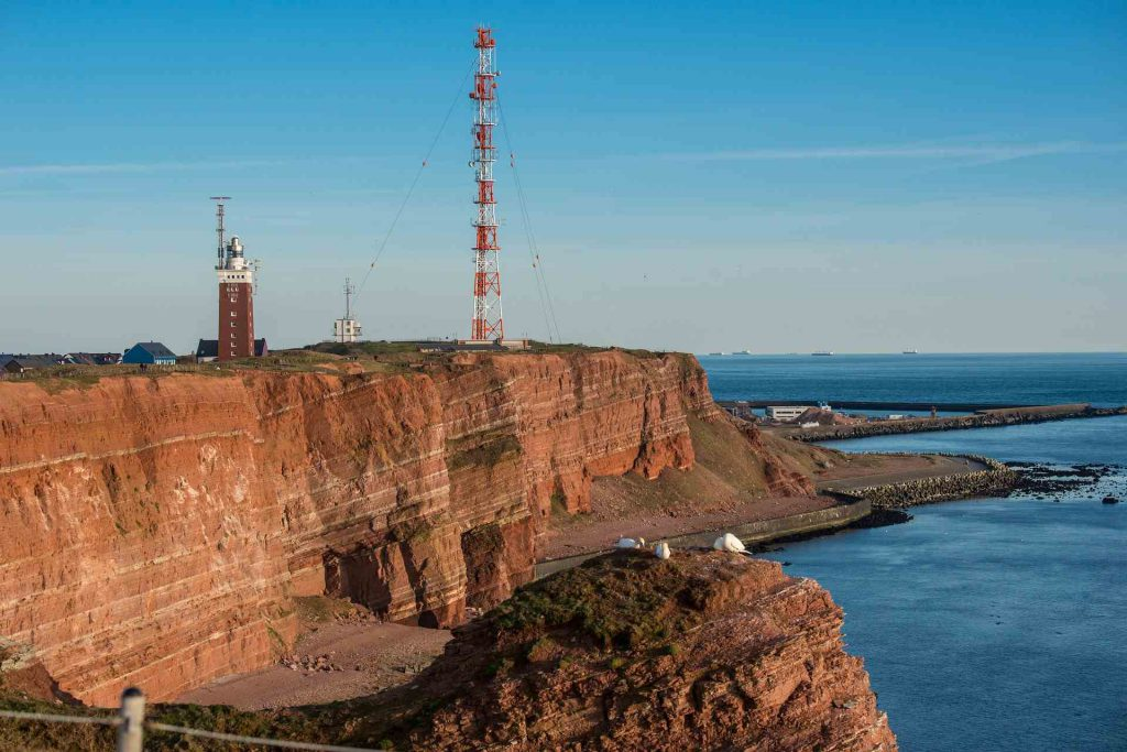 Helgoland - Island in the North Sea