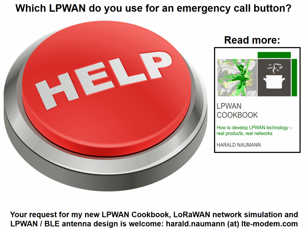 LPWAN-Emergency-Button