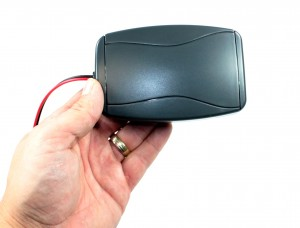vehicle tracking device 300x228 Vehicle tracking device with embedded GSM / GPS antennas