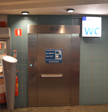 toilet vending Public Toilets 4.0 – Vending comes to the Bathroom