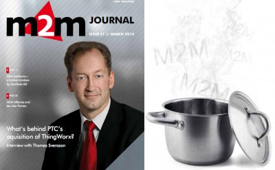 M2M IoT Cookbook 400x248 IoT M2M Cookbook abstract in the news