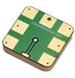 GPS-patch-antenna-SMT