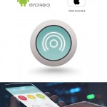 BLE beaon app om smart phone