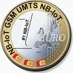 NB-IoT SIM card for Euro 1 per year