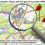 Private LPWAN for Kirchheim in Hesse